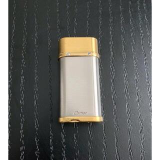 カルティエ(Cartier)のCartier ガスライター(タバコグッズ)