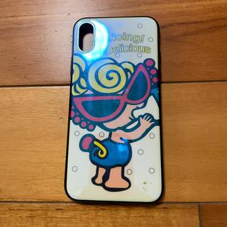ヒステリックミニ(HYSTERIC MINI)のiPhoneXs スマホケース 【ヒステリックミニ】(iPhoneケース)