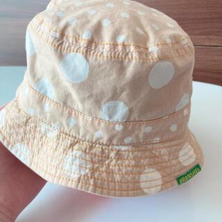 ブランシェス(Branshes)の子供用 日除け付き帽子(帽子)