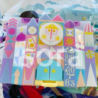 Disney - 新商品☆ イッツアスモールワールド ポップコーンバケット スモワ ポップコーン
