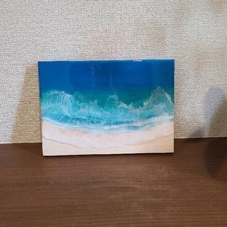 海 レジンアート 幻想(アート/写真)
