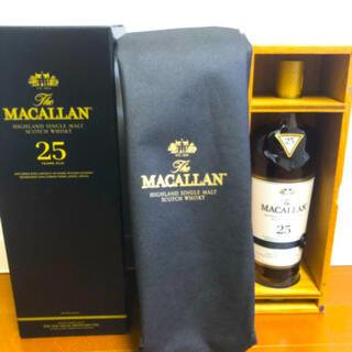 サントリー - 最安価コレクター完美品 マッカラン25年 シェリーオーク サントリー ウイスキー