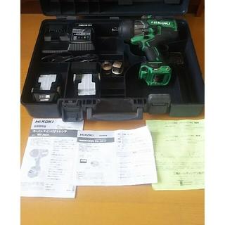 ヒタチ(日立)の日立 ハイコーキ インパクトレンチ 36V マルチボルト(工具/メンテナンス)