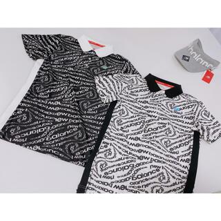 New Balance - ニューバランスゴルフ ロゴポロシャツ  半袖