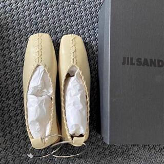 Jil Sander - JILSANDER ジルサンダー バレエシューズ フラット 23.5CM