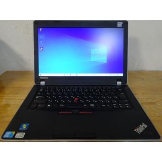 レノボー ノートパソコン ThinkPad Edge 0578-CTO/良品