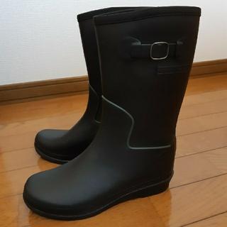 ヒロミチナカノ(HIROMICHI NAKANO)の25.0cm hiromichi nakano 長靴(レインブーツ/長靴)
