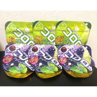 ユーハミカクトウ(UHA味覚糖)の【匿名配送】コロロ 6個(菓子/デザート)