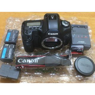 Canon - キヤノン EOS 5D(初代)