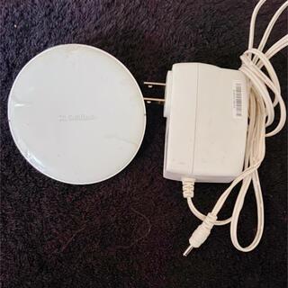ソフトバンク(Softbank)のワイヤレス充電器、置くだけ充電(バッテリー/充電器)