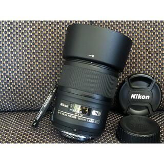 Nikon - 1242 Nikon AF-S Micro 60mm F2.8 等倍 マクロ