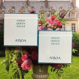 アルソア(ARSOA)のアルソア クイーンシルバー 70g 2個 無香料(洗顔料)
