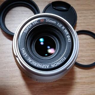 フジフイルム(富士フイルム)のFUJIFILM XF35mm F2 R WR(レンズ(単焦点))