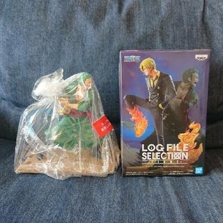 BANPRESTO - ワンピース  フィギュア  LOG FILE SELECTION