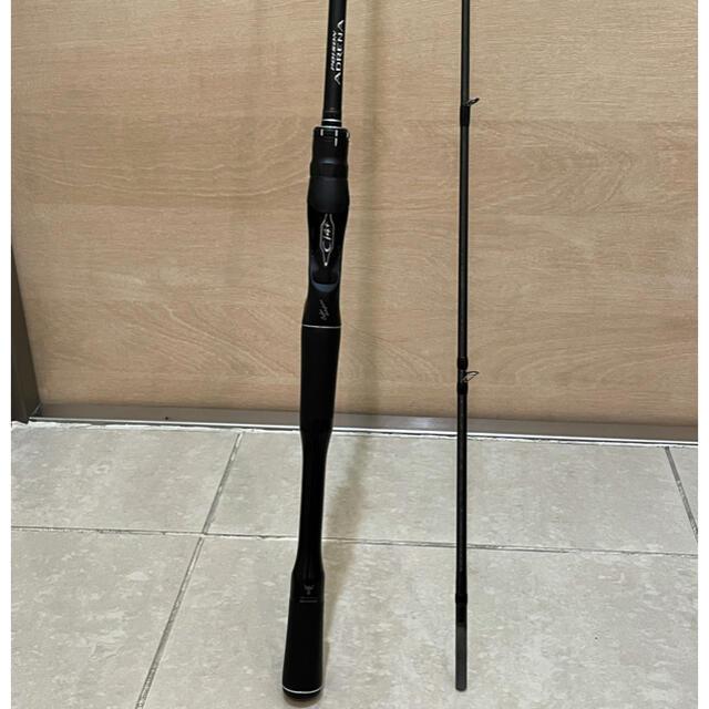 JACKALL(ジャッカル)のポイズンアドレナ163-bfs  ypy様専用 スポーツ/アウトドアのフィッシング(ロッド)の商品写真