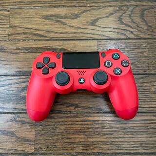 プレイステーション4(PlayStation4)の【翌日発送】純正品 PS4コントローラー デュアルショック4 ミッドナイトブルー(その他)