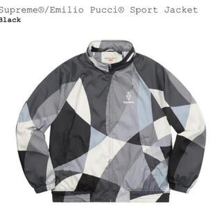 エミリオプッチ(EMILIO PUCCI)のSupreme Emilio Pucci Sport Jacket シュプリーム(ナイロンジャケット)