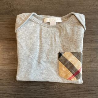 バーバリー(BURBERRY)のバーバリー 長袖Tシャツ 3y 98センチ(Tシャツ/カットソー)