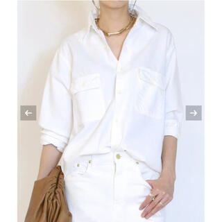 DEUXIEME CLASSE - 【SURT/サート】 WHITE シャツ