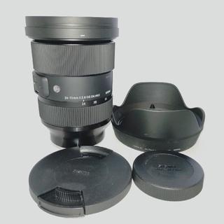 SIGMA - SIGMA シグマ 24-70mm F2.8 DG DN Art sonyE用