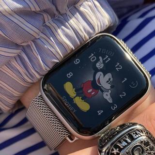 アップル(Apple)のApple Watch(腕時計(デジタル))