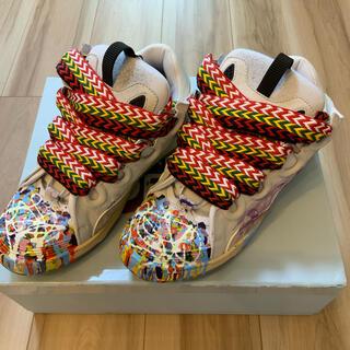 ランバン(LANVIN)のGALLERY DEPT. × LANVIN Curb sneakers 43(スニーカー)
