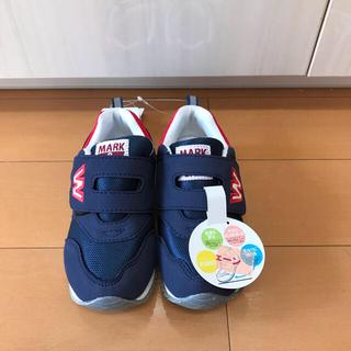 西松屋 - 西松屋 14cm スニーカー 靴 新品未使用