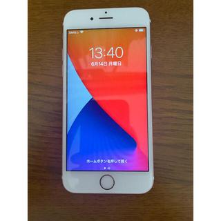 Apple - iPhone6s 本体 64GB ピンク docomo