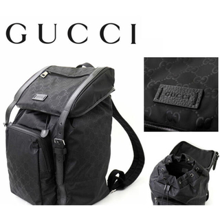 Gucci - GUCCI リュック バックパック