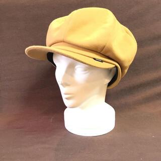 glamb - glamb グラム メンズ 帽子 キャスケット マスタード イエロー