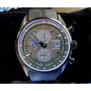シチズン(CITIZEN)のシチズン ナルト限定コラボウォッチ【うちはサスケモデル】腕時計(腕時計(アナログ))