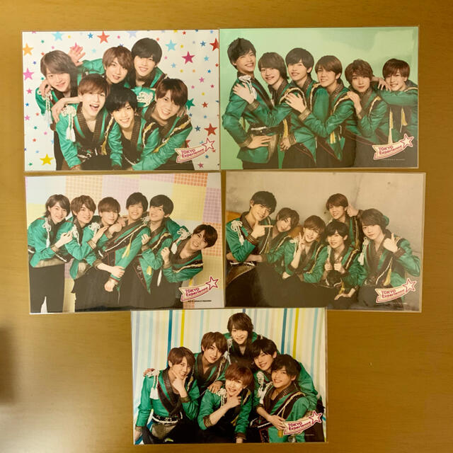 7 MEN 侍 2019 クリエ セット エンタメ/ホビーのタレントグッズ(アイドルグッズ)の商品写真