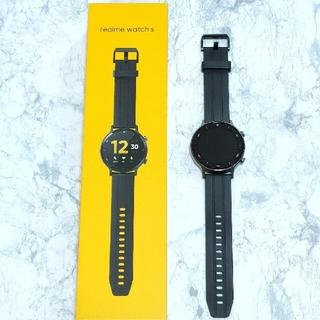 realme watch s 日本正規品 日本語対応 スマートウォッチ(腕時計(デジタル))