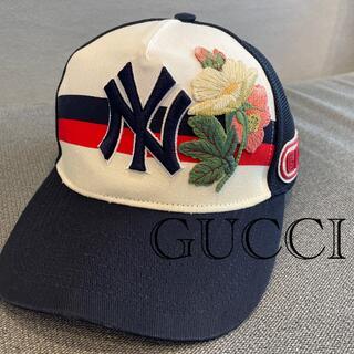 グッチ(Gucci)のGUCCI(キャップ)