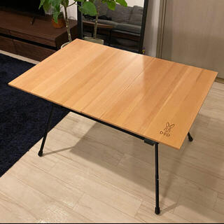 DOPPELGANGER - キャナリーテーブル DOD