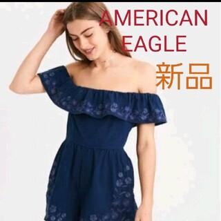 アメリカンイーグル(American Eagle)のAMERICAN EAGLE新品オールインワン(オールインワン)