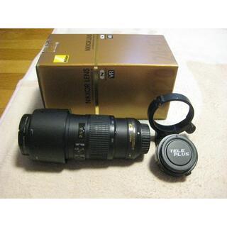 Nikon - Nikon AF-S NIKKOR 70-200mm F4G+ テレコン付き