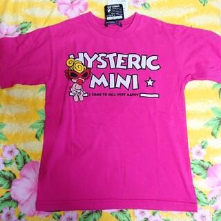 HYSTERIC MINI - ヒスミニ♥新品タグ付き♥Ꭲシャツ♥ピンク♥120cm