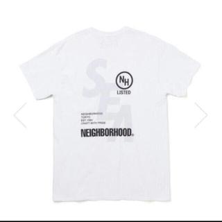 NEIGHBORHOOD - [XL] WIND AND SEA and NEIGHBORHOOD Tシャツ