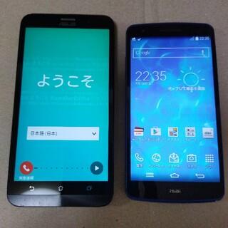 ASUS - ZenFone 2 レッド simフリー