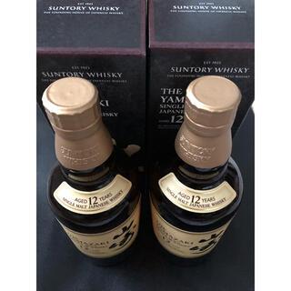 サントリー - 山崎12年 サントリー ウイスキー 2本