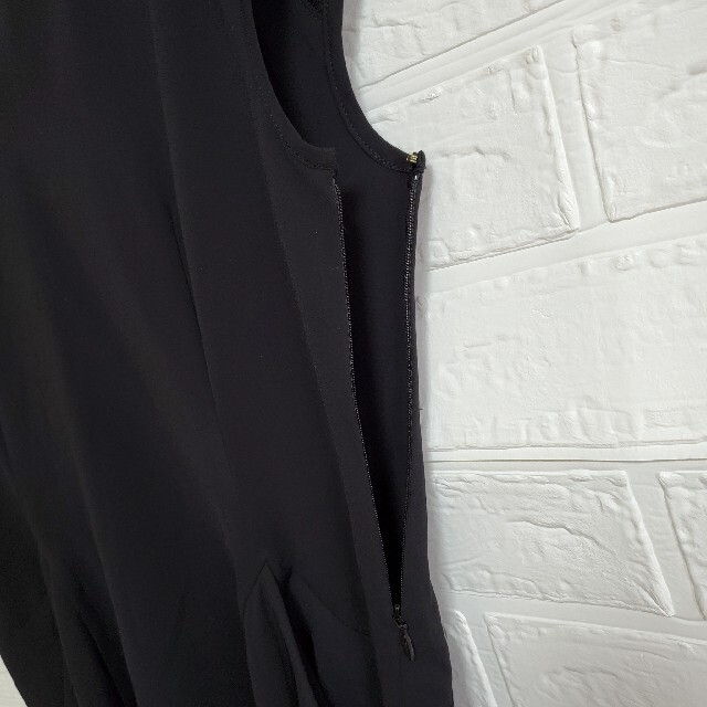 mame(マメ)のMame Kurogouchiマメ クロゴウチ  ワンピース 黒   レディースのワンピース(ひざ丈ワンピース)の商品写真