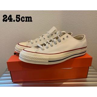 CONVERSE - 【新品未使用 送料込み】converse ct70 ホワイト 24.5cm