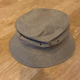 Hermes - エルメス HERMES バケット ハット 帽子 56 メンズ  新品
