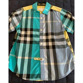 バーバリー(BURBERRY)のバーバリー キッズシャツ(Tシャツ/カットソー)