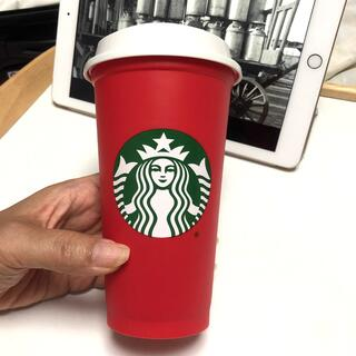 スターバックスコーヒー(Starbucks Coffee)のスターバックス リユーザブルカップ ホリデーバージョン ラスベガス購入品(タンブラー)