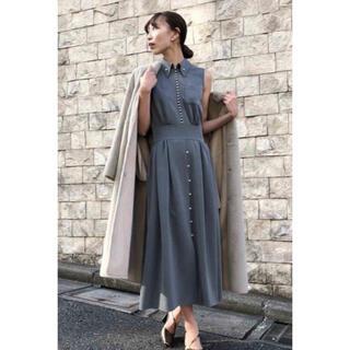 Ameri VINTAGE - Ameri vintage LADY PEARL DRESS ワンピ アメリ