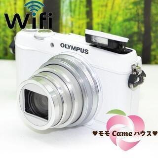 オリンパス(OLYMPUS)のオリンパス SH-1☆WiFi機能搭載♪普段使いに最適☆1725(コンパクトデジタルカメラ)