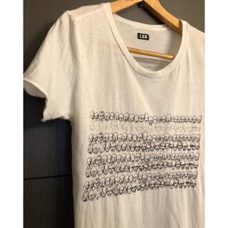 ルグランブルー(LGB)のLGB ルグランブルー 刺繍スカルTシャツ(Tシャツ/カットソー(半袖/袖なし))
