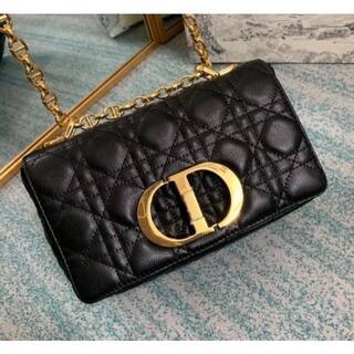 Dior - 美品 DIOR CAROスモールバッグ ショルダーバッグ